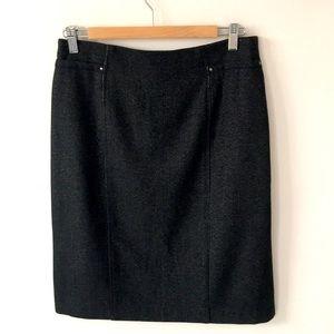 Conrad C collection women's pencil skirt